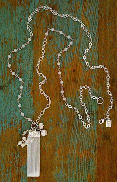 555-LKN27v4 necklace from Desert Heart Jewelry