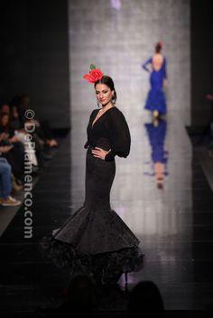 Fotografías Moda Flamenca - Simof 2014 - Pilar Rubio 'Va por ti' Simof 2014 - Foto 12