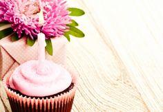 Chocolate Cupcakes With Homemade Raspberry Icing