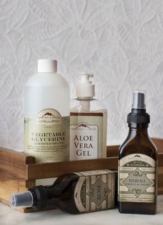 5 Tips for Preserving Handcrafted Bodycare Creations from Mountain Rose Herbs!