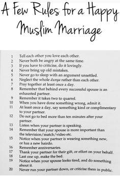 Islamic marriage ❤️