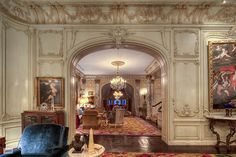 The Woolworth Mansion Off Fifth Avenue –