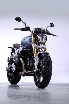 BMW R Nine T scrambler style
