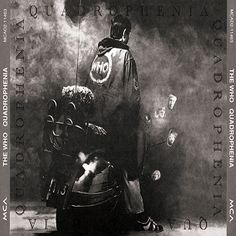 The Who, 'Quadrophenia' - The album that brought back Vespa scooters, parkas and uppers: Pete Townshend drew on the Who's roots in the London mod scene of the early Sixties and composed this expansive, messy rock opera about a lonely teenage boy looking for love in the city. It gets even better when you check out the movie.