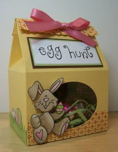 WT319 Egg Hunt by DandI93 - Cards and Paper Crafts at Splitcoaststampers
