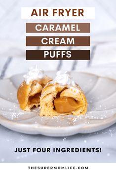 Great Desserts, Mini Desserts, Cookie Desserts, Crescent Roll Dough, Crescent Rolls, Delicious Dinner Recipes, Yummy Food, Favorite Cookie Recipe, Dessert Dishes