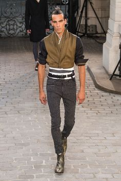 Haider Ackermann  Spring Summer Primavera Verano 2016 Collection #Menswear #Trends #Tendencias #Moda Hombre - Paris Fashion Week - D.P.