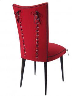 via @Stacey Sheppard inspiration for a #RoyalWedding #Chair