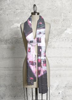 Modal Scarf - Heart Keeper by VIDA VIDA