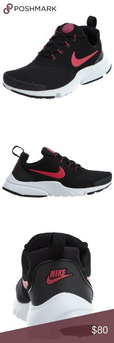 hot sale online 8c930 3f8c4 Nike Girls Presto Fly 913967 001 7Y ITEM  NIKE PRESTO FLY SIZE  YOUTH 7