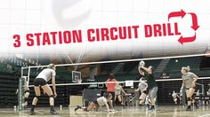 3-station circuit drill improves defensive play