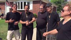 Joel Katz & The Impalas on the corner