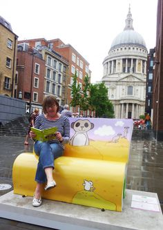 Free book events if you're in London in August! London In August, Fiona Watt, Free Books, Thats Not My, Bench, Pictures, Author, Events, Photos