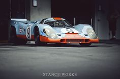 StanceWorks - A look at the Porsche 917K 004/017