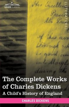 This 30-volume set encompasses Charles Dickens' complete works. It is impossible to overstate the importance of British novelist CHARLES DICKENS (1812-1870) not only to literature in the English language, but to Western civilization on the whole.