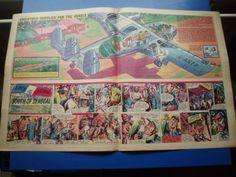EAGLE-CUTAWAY-DRAWING-16-12-1955-SCOTTISH-AVIATION-TWIN-PIONEER-AIRCRAFT