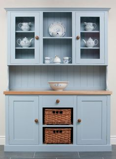 Painted Kitchen Dressers and Fine Free Standing Furniture from The Kitchen Dresser Company / Furniture - Kitchen Dressers - The Malthouse