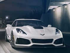 Hennessey Announces Plans For A 1200HP Corvette ZR-1 Tuning Package