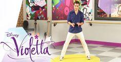 """VIOLETTA - Tanzchoreographie zu """"En Mi Mundo"""" - Deine Zeit ist jetzt Gew..."""