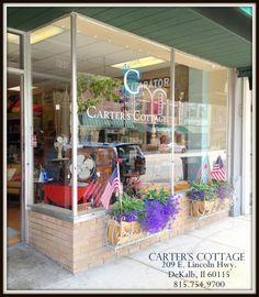 Carter's Cottage Interiors