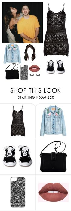 """""""Party with Andrea and Dom"""" by joelene-garcia ❤ liked on Polyvore featuring Emilio Pucci, H&M and Skinnydip"""