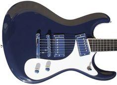Abstract Mos Def Guitars - Ed Roman Guitars