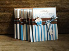 baby shower niño decoracion azul con cafe - Buscar con Google