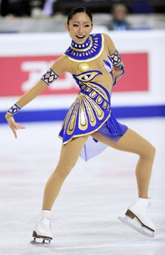 Miki Ando Kim Yuna, Figure Skating Costumes, Girls Gymnastics Leotards, Bad Fashion, Figure Skating Dresses, Sport Photography, Sport Wear, Dance Outfits, Sports Women