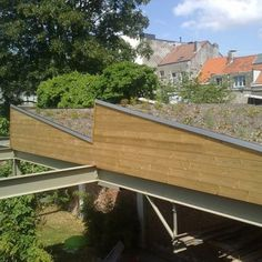 Loenhout: houtskelet – Ecoverbo Dormer House, Dormer Bungalow, House Extension Design, Extension Designs, House Extensions, Bosnia, Garage Storage, Next At Home, Home Art
