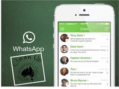 How to clean up your #WhatsApp  #tech