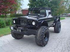 Kaiser M715 vs Dodge M37 ??? - International Full Size Jeep Association