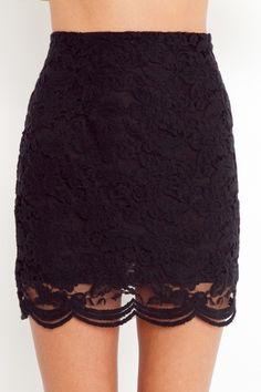 I like this one...it's a lot longer than a lot of the other lacey skirts I've seen posted.
