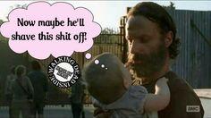 The Walking Dead, Memes, Rick Grimes, Judith Grimes
