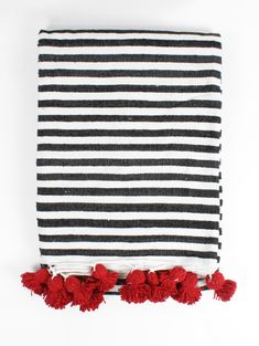 bohemia-stripe-bobble-blanket-red