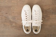 SHOES LIKE POTTERY WHITE:くらすこと
