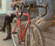 Flux: Commuter Bike - Eddie Licitra
