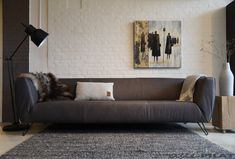 Sofa, Couch, Home Furniture, Love Seat, New Homes, Home Decor, Lounge Chairs, Room, Settee