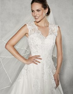 Anna Sorrano - Carmen- Wed2b wedding dresses - WED2B