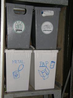 På dinsortiering.dk finder du masser af inspiration til kreativ opbebaring af dit sorterede affald