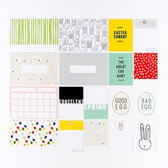 Card Set: Easter by Life Love Paper at @studio_calico