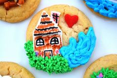 Miracle Makeover and Cabin Cookies