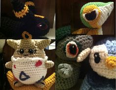 Heart in Flight Crochet: Patterns and Tips for Crocheting Different Eye Styles (with Examples)