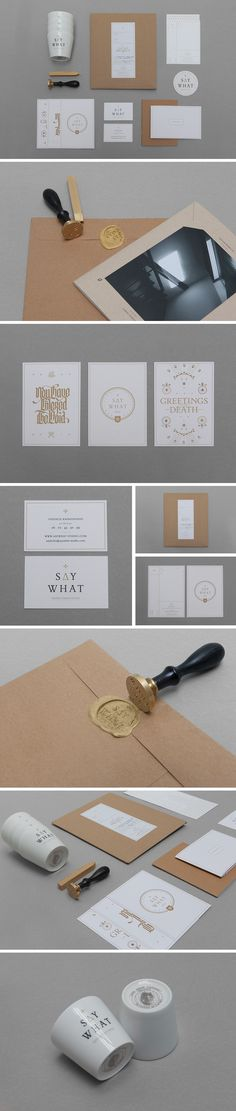Say What Studio - Self Branding