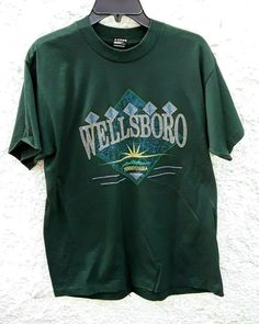 Vintage Wellsboro Pennsylvania Shirt Green Mens Large by Fchoicevintage on Etsy 90s Shirts, College Shirts, Vintage Shirts, Vintage Men, Katie Roberts, Sleepless In Seattle, Miss America, 90s Fashion, Pennsylvania