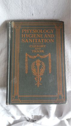 Check out this item in my Etsy shop https://www.etsy.com/listing/463335580/1923-physiology-hygiene-and-sanatation