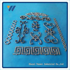 Source Hot Sales Top Quality Decorative Wrought Iron House Gate Designs on m.alibaba.com