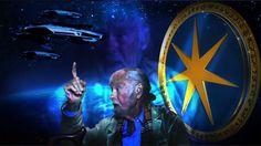 Bob Dean encontra a Hierarquia da Confederação Intergaláctica [CC_LEG_PTBR]