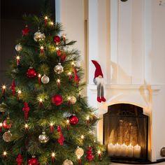 Was wäre #Weihnachten ohne herrlich funkelnden #Weihnachtsbaum!?
