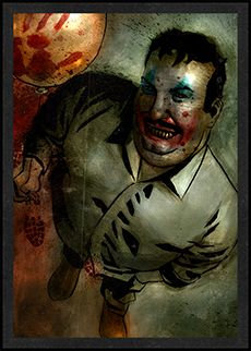 SERIAL KILLER TRADING CARDS - John Wayne Gacy