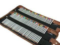 Amazon.com: Erofa® 72 Color Art Colored Pencils Drawing Pencils for Secret Garden Pencil Pouch Artist Sketch Set